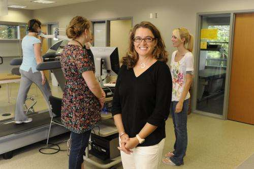 New ISU study shows pregnant women need to move more