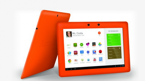 News Corp shows, tell details of education tablet