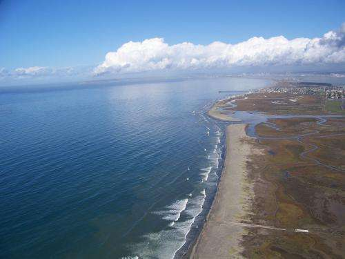 NOAA report highlights climate change threats to nation's estuaries
