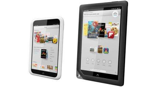 Nook HD and Nook HD Plus