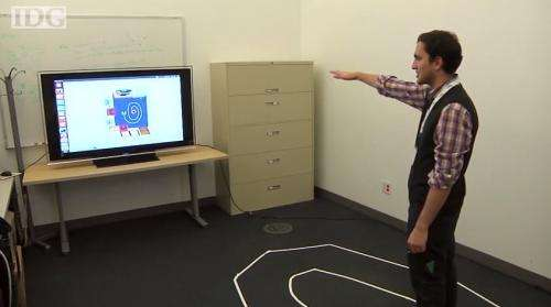 MIT team shows system that tracks people through walls
