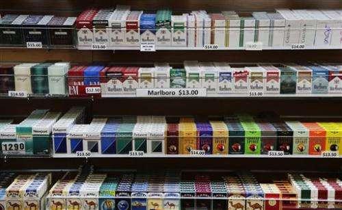NYC cigarette plan gets praise, criticism