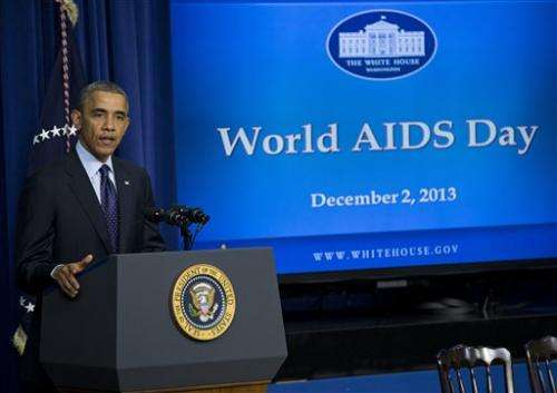 Obama reveals $100 million HIV research initiative