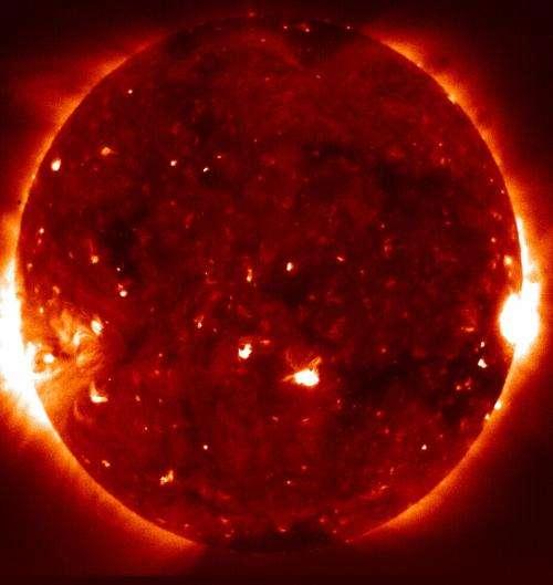 Observations to help astrophysicist understand sun's Alfvén waves