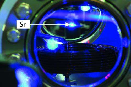 Optical strontium clock to become much more accurate