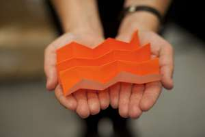 Origami unfolds a new tissue engineering strategy
