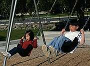 Outdoor recess ups quantity, intensity of physical activity