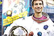 Out-of-this-world opportunity for space 'cadet' Jocelino