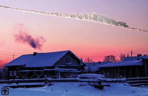 Physicist's journey reveals smaller asteroids could cause bigger problems