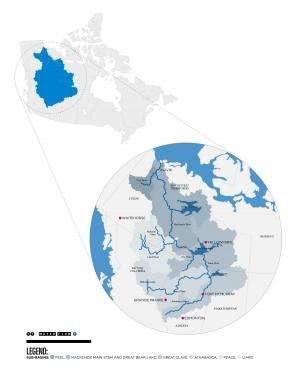 Potentially 'catastrophic' changes underway in Canada's northern Mackenzie River Basin: report