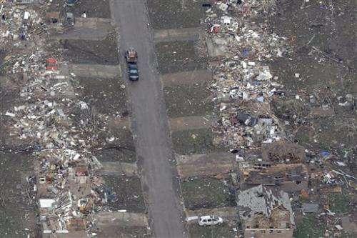 Power of US tornado dwarfs Hiroshima bomb