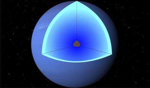 Probing methane's secrets: From diamonds to Neptune