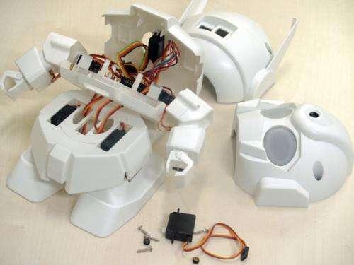 RAPIRO wants to spread joy of robots with Raspberry Pi