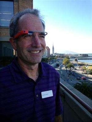 Review: 1st peek through Google Glass impresses