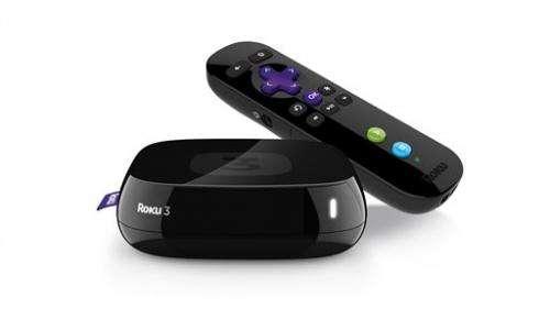 Roku adds headphones to latest online video player