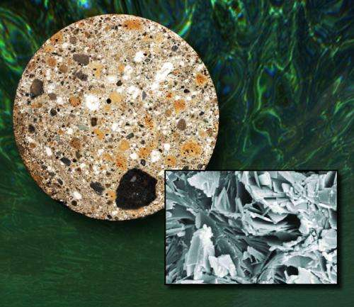 Roman seawater concrete holds the secret to cutting carbon emissions