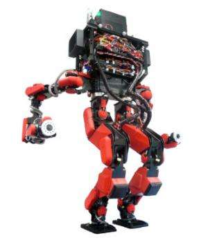 SCHAFT team tops scores at DARPA Robotics Challenge