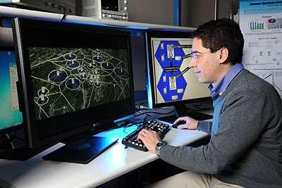 Scientist creates solution for looming broadband shortage