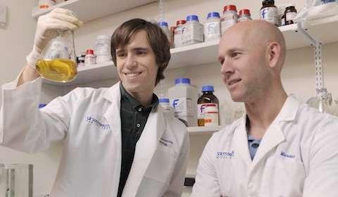 Scissor-like enzyme points toward treatment of infectious disease