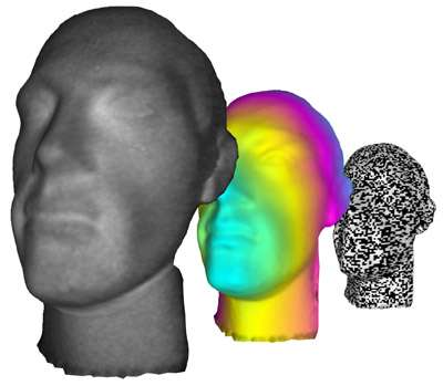 Single-pixel power: Scientists make 3-D images without a camera