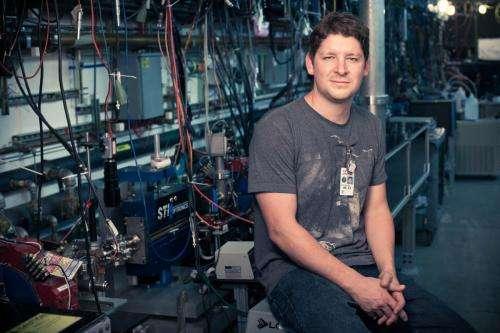 SLAC scientists create twisted light