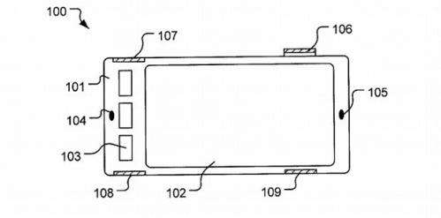 Sony patent proposes camera button to send vital-signs info