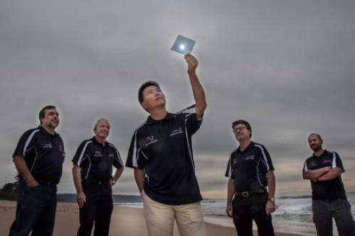 Splitting the sea: Turning ocean water into hydrogen fuel