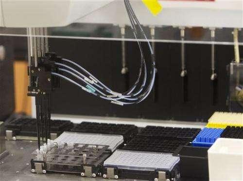 Spread of DNA databases sparks ethical concerns