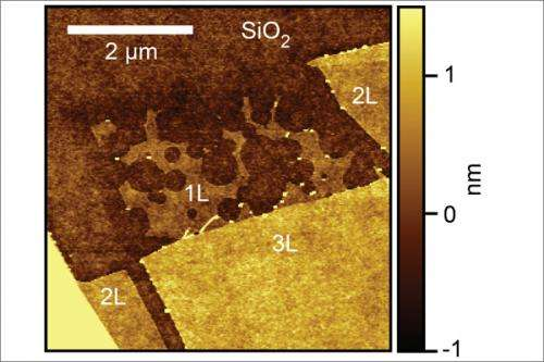 Stanford scientists chipping away at graphene's secrets