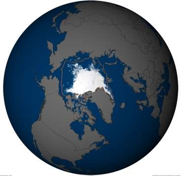 Storing carbon in the Arctic