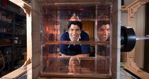 Student finds incubators have wildly varying magnetic fields