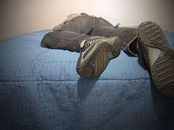 Students advised to sleep it off
