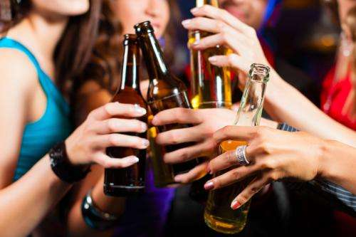 Study finds beer industry's self-regulation ineffective at preventing advertising code violations