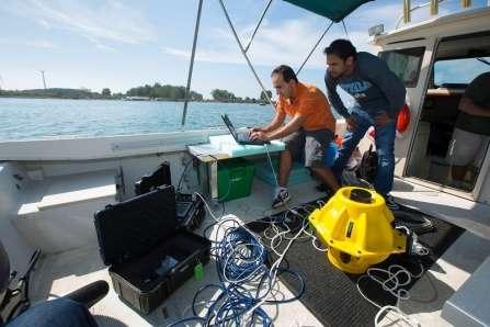 Taking the Internet underwater