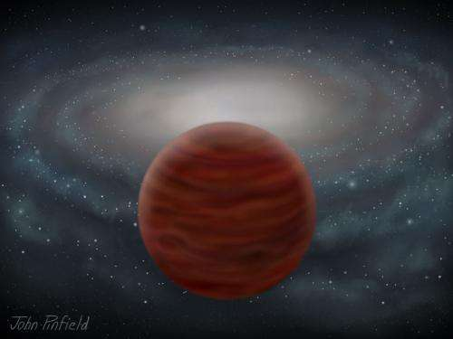 The Galaxy's ancient brown dwarf population revealed