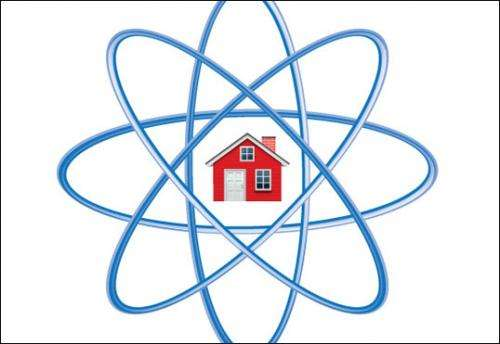 The nuclear reactor in your basement