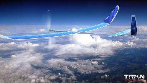 Titan Aerospace readies solar-powered, long-endurance UAVs