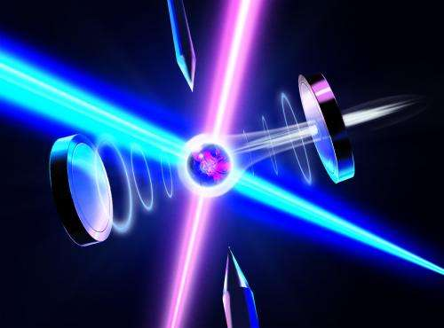 Into the quantum internet at the speed of light