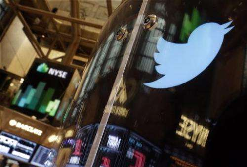 Twitter sets IPO price at $26, will raise $1.8B