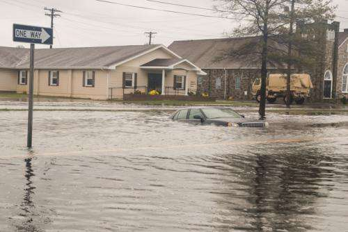 UA Sociologist Studies Resiliency in Communities Devastated by Hurricane Sandy