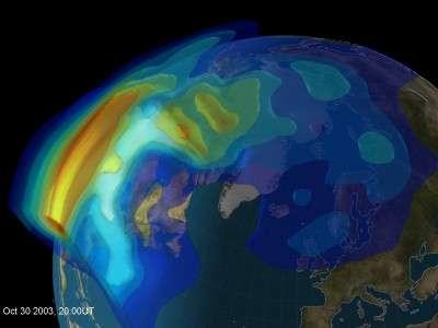UK needs defending against space weather 'superstorm'