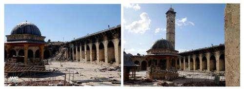 UN: Syria's ancient history faces new threats