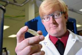 Uranium crystals could reveal future of nuclear fuel