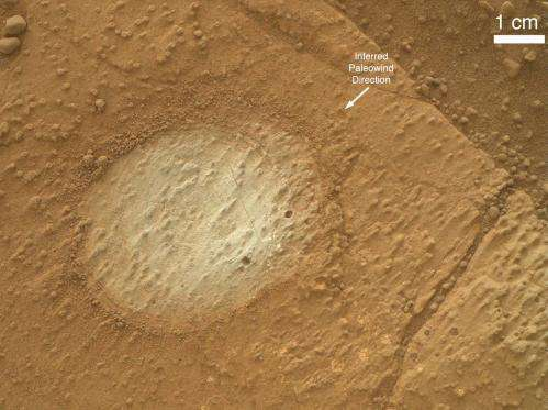 Ancient fresh water lake on Mars could have sustained life, Curiosity researchers show