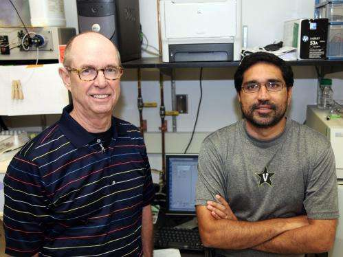 Vanderbilt scientists discover potential new way to treat anxiety