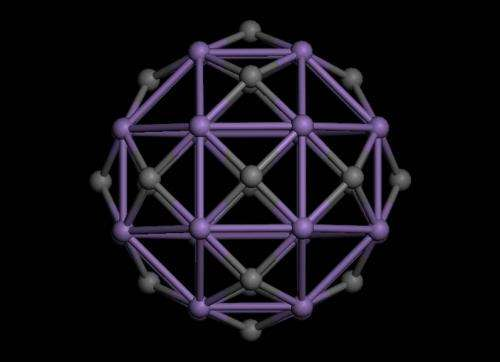 VCU physicists discover theoretical possibility of large, hollow magnetic cage molecules