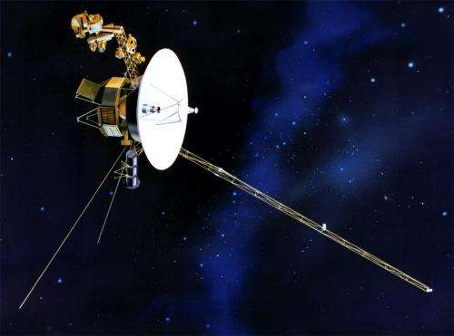 Voyager 1 has left the solar system, says new study