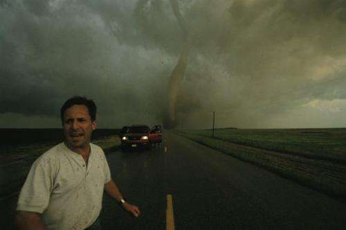 Why are tornadoes so destructive?