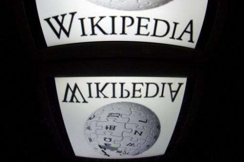 """Wikipedia is open for anyone to edit and therefore """"can be abused to create hoaxes"""", according to the site"""