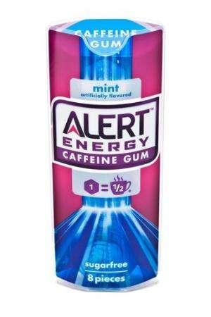 Wrigley takes new caffeinated gum off market